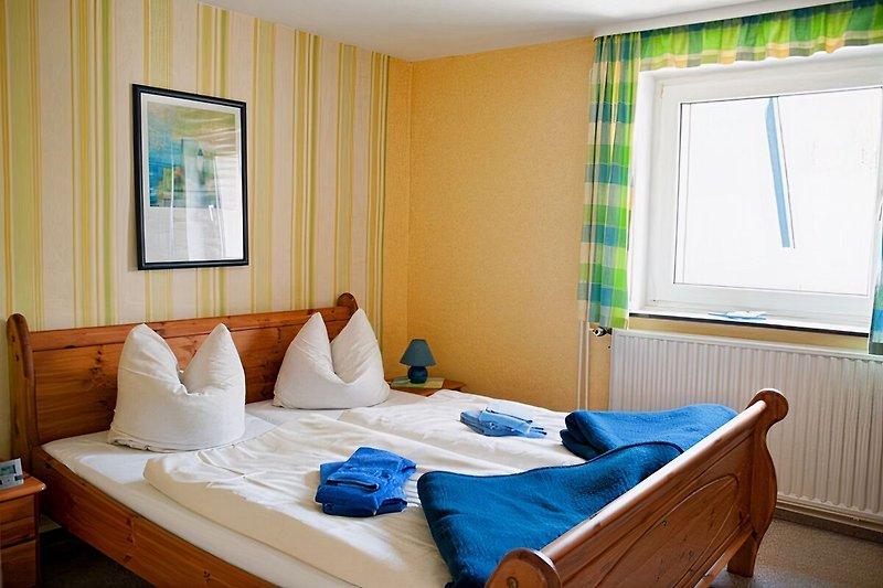 eins der 6 Schlafzimmer