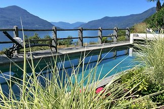 Holiday home relaxing holiday Ronco sopra Ascona