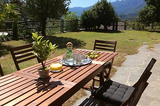 Holiday home relaxing holiday Locarno