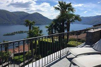 Appartement Vacances avec la famille Ronco sopra Ascona