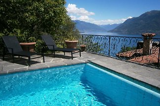 Holiday home relaxing holiday Brissago