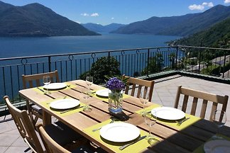 Holiday flat family holiday Ronco sopra Ascona