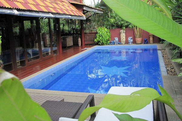 Coconut Village - Luxury House  in Bang Po Beach - picture 1