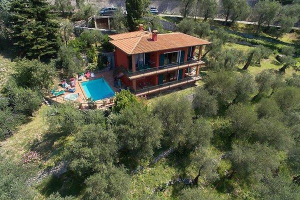 grosses villa mit traum seeblich in Malcesine - Bild 1
