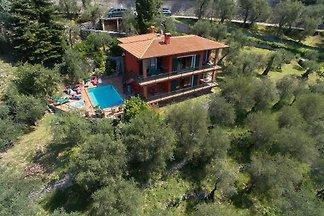 grande villa avec seeblich de rêve