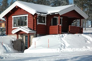 Ferienhaus dicht an Langlaufloipen & Alpinanlagen, WiFi