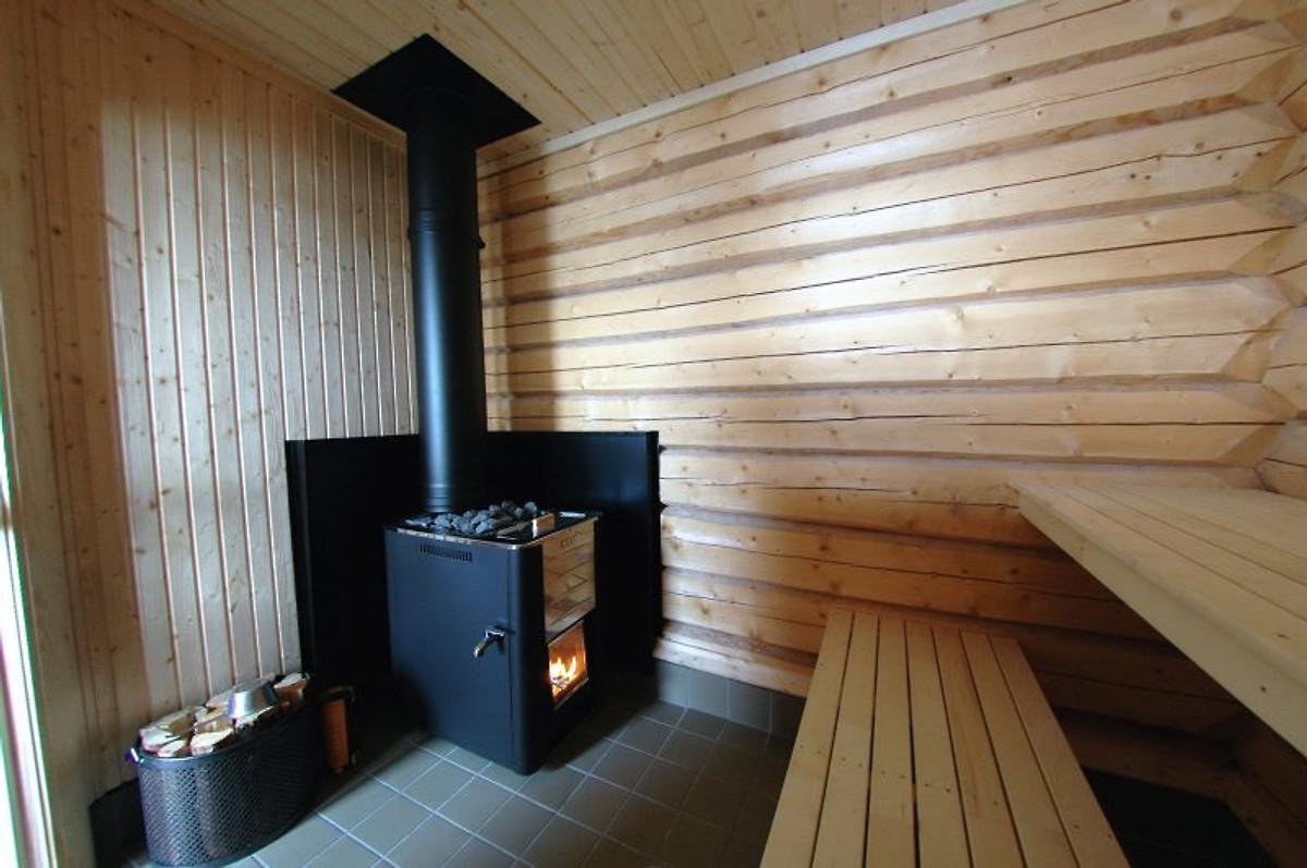 Sauna Mit Holzofen : am see niss ngen ferienhaus in malung mieten ~ Whattoseeinmadrid.com Haus und Dekorationen