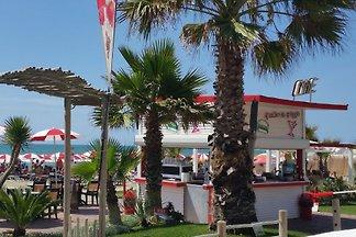 Girasolereale Ostia beach FeWo