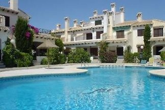 Cabo Roig Duplex bord de la piscine