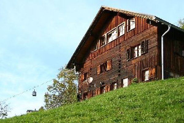 Ferienhaus  Franz Josefs Höhe en Schoppernau - imágen 1
