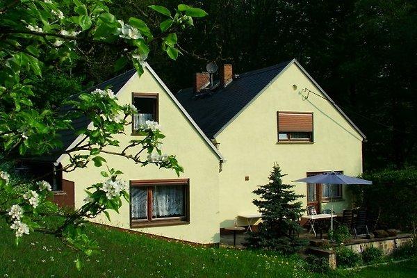 Ferienhaus-Elisabeth.de in Schöna - immagine 1