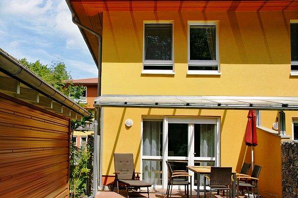 1a Ferienhaus  en Zempin -  1