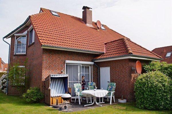 Haus Schallenberg en Neßmersiel -  1