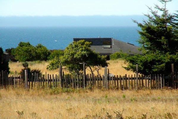 Bella Vista-Haus Meeresblick in Sea Ranch - immagine 1