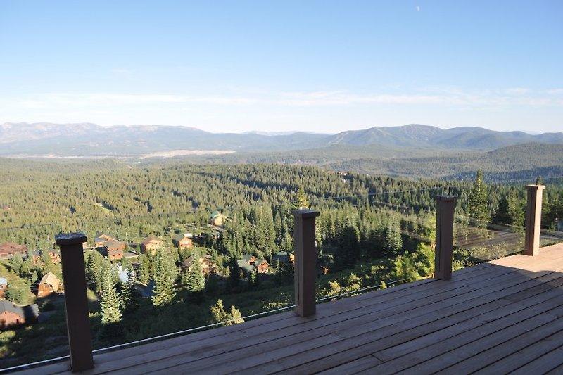 Obere Terrasse von Alta Vista