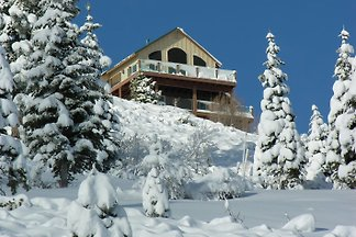 Alta Vista Chalet Höhenblick