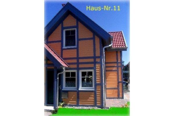 Maison sur le lac Rheinberger  à Rheinsberg - Image 1