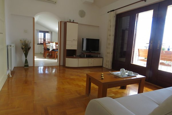 Apartment Rincic à Pakoštane - Image 1