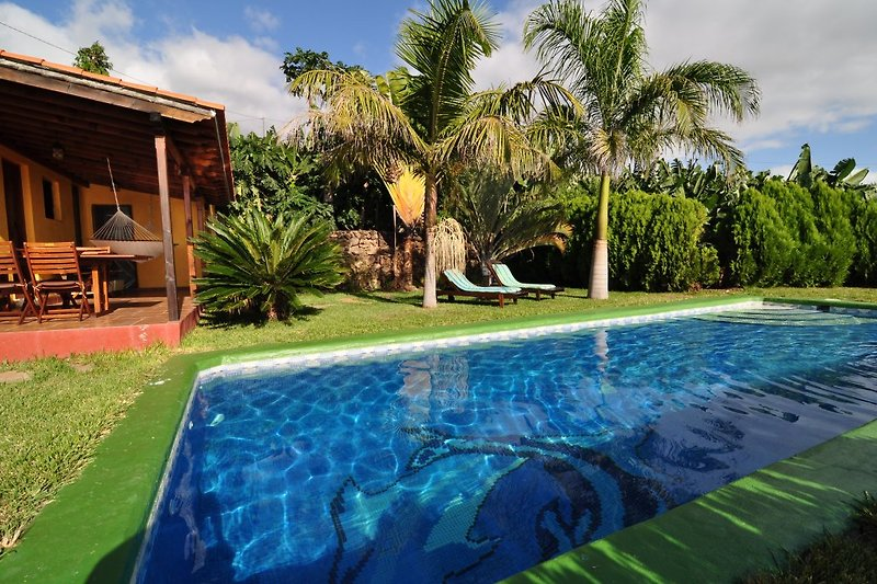 Casa Diego Pool