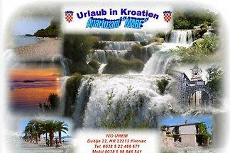 Apartmani Mare Pirovac Kroatien