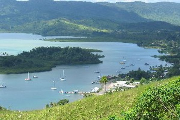 Hans Place in Fiji in Savusavu - Bild 1