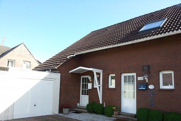 *** Ferienhaus Muschel Nordd à Norddeich - Image 1