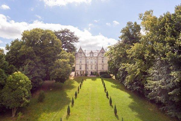 Sicht vom Schlosspark