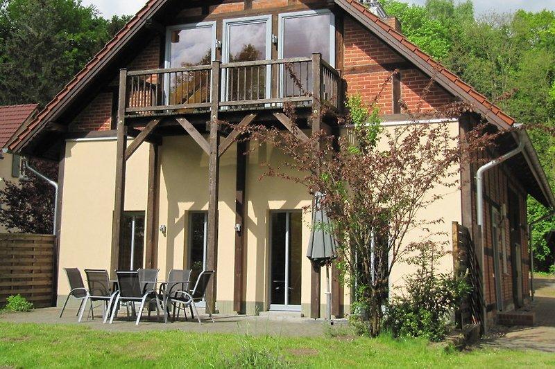 Remise im Forsthaus Boberow