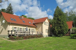Holiday flat family holiday Rheinsberg