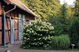 Forsthaus Boberow kleine Wohnung