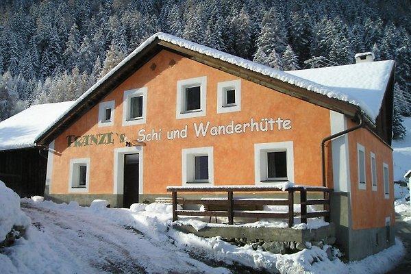 Franzl's Ski und Wanderhütte im Winter
