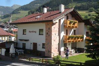 Domek letniskowy Alpenkönig
