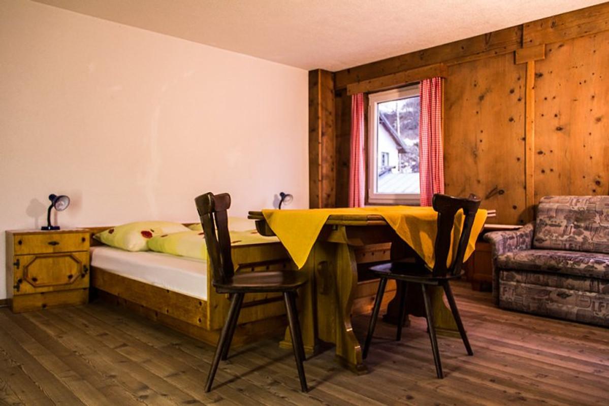 Franzl s ski wanderh tte baita in nauders affittare for Nauders appartamenti