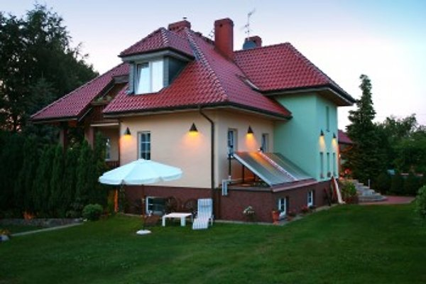 Pension de famille JUSTYNIANKA à Nowe Drawsko - Image 1