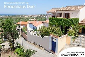 Ferienhaus Due in Budoni Sardinien