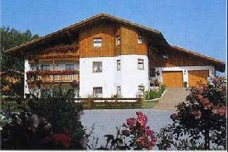 ground-floor apartment in the Bavarian Forest