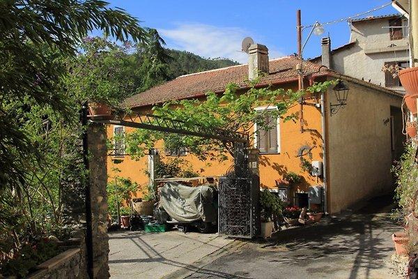 Rustico Emigrantina, mit Parkmöglichkeit