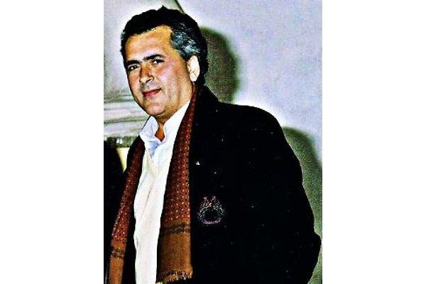 Monsieur G. Alessi