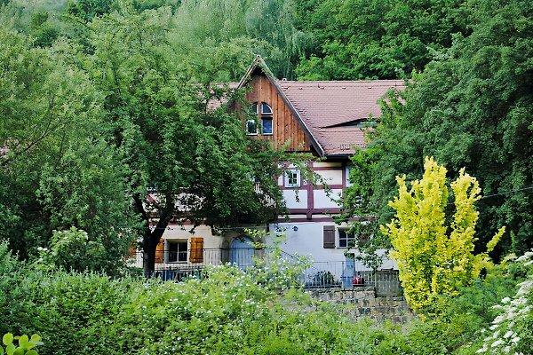 Herberge am Lilienstein en Königstein - imágen 1