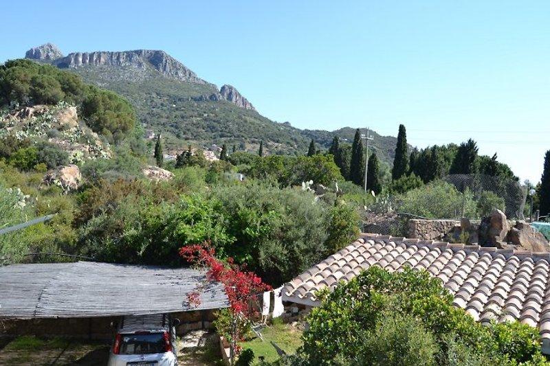 The villa qiet area
