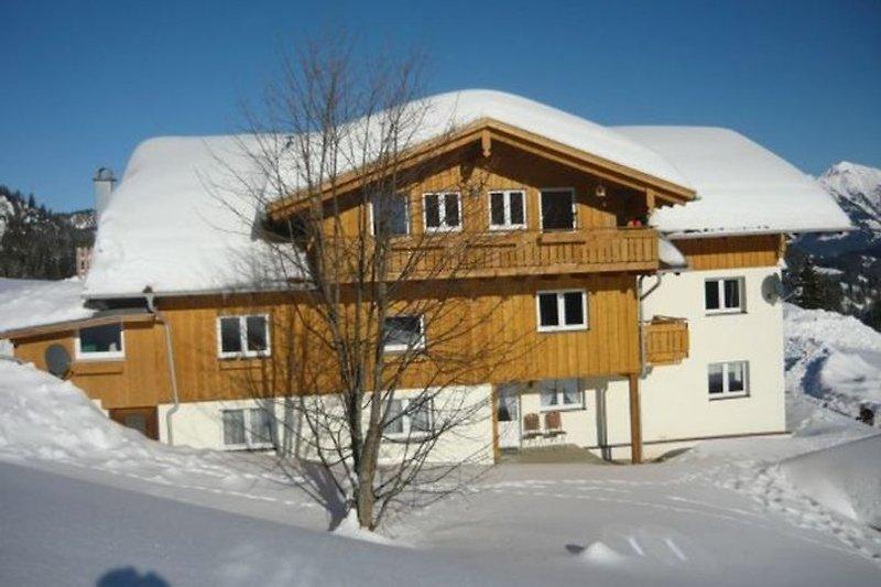 Haus Schuster Winter