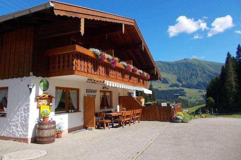 Berghof Felder - Summer picture