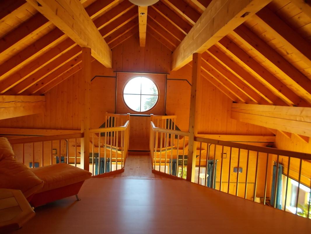 Galeriewohnung 98 m 4 personen ferienhaus in riezlern mieten - Galeriewohnung bilder ...