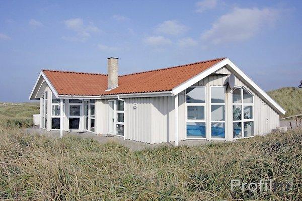 Luxus pool house  in Lökken - Bild 1