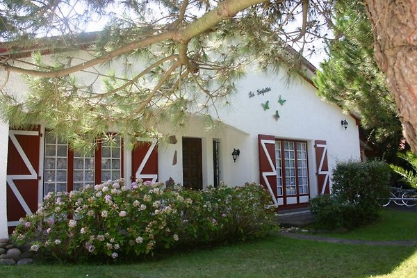 Villa Farfalles en Labenne Ocean - imágen 1