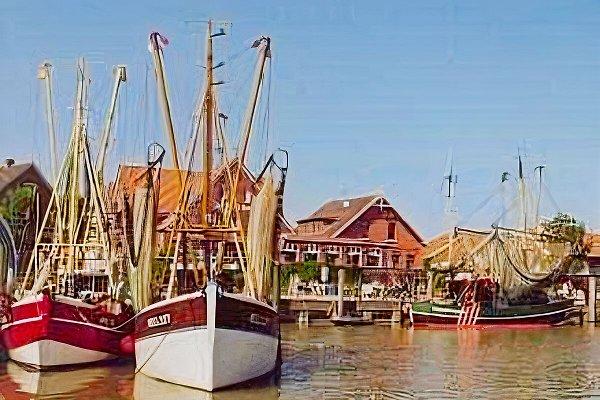 Ferienwohnung an der Nordsee à Esens - Image 1