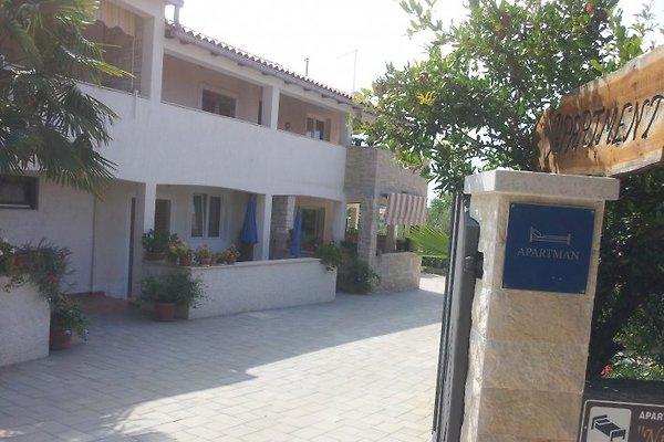 Maison de Nina App.  03 / 4-5 pers.  à Tar-Vabriga - Image 1