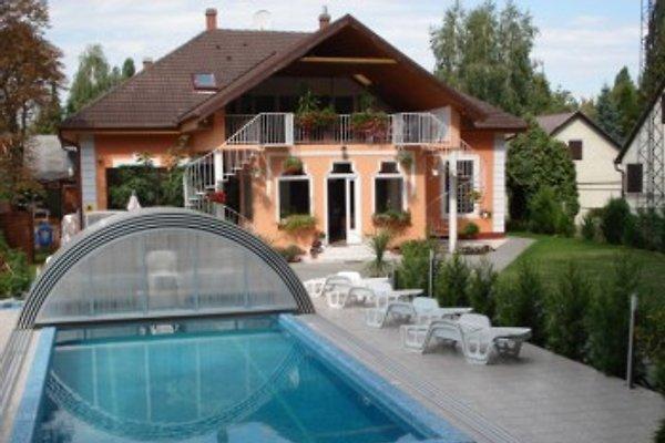 Appartementhaus Pelcz in Balat in Balatonboglar - immagine 1