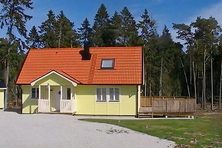 Ferienhaus auf Gotland