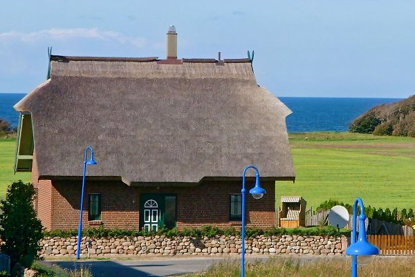 Ferienhaus Uferschwalbe en Dranske -  1